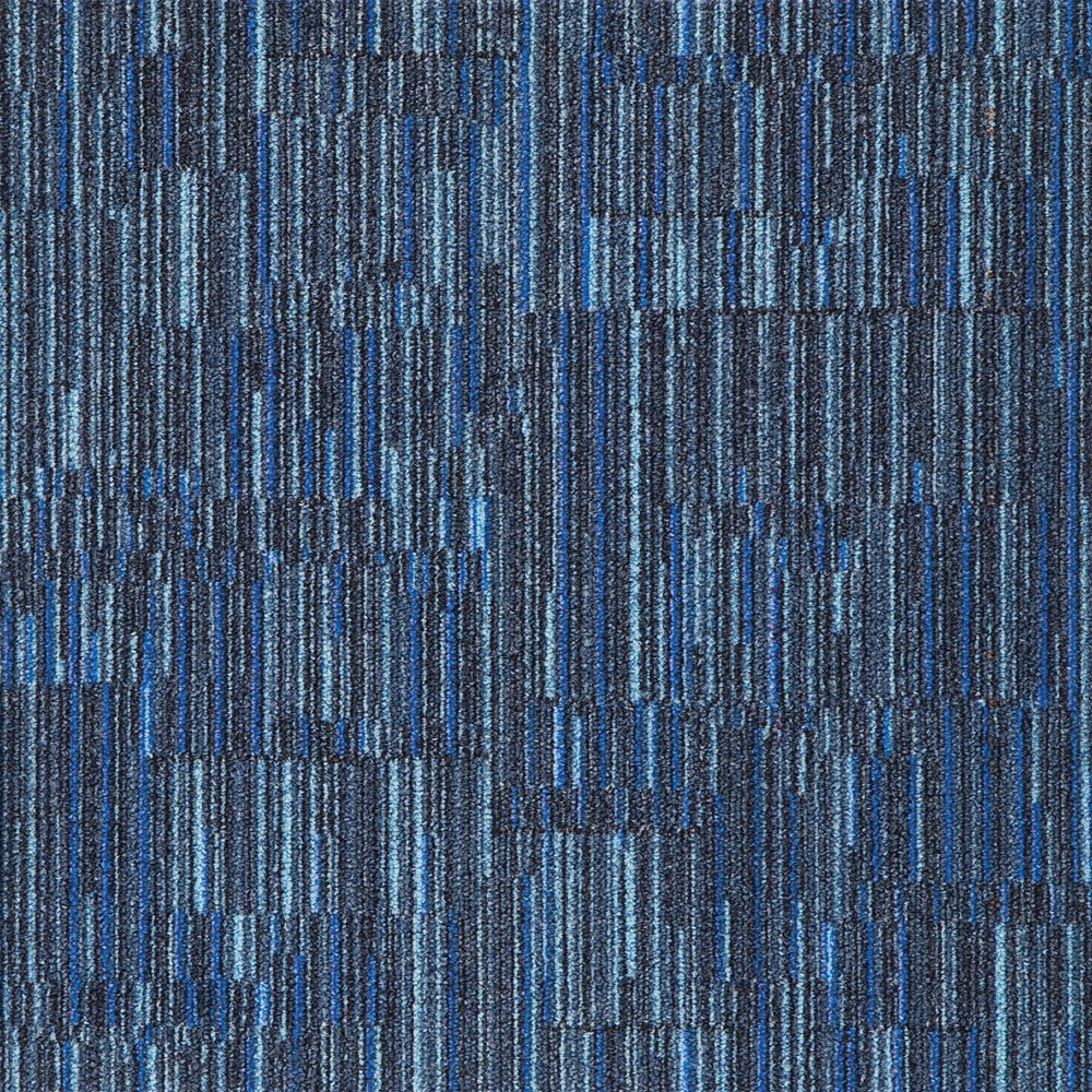 Milliken Laylines Brights Sapphire LLN159-182