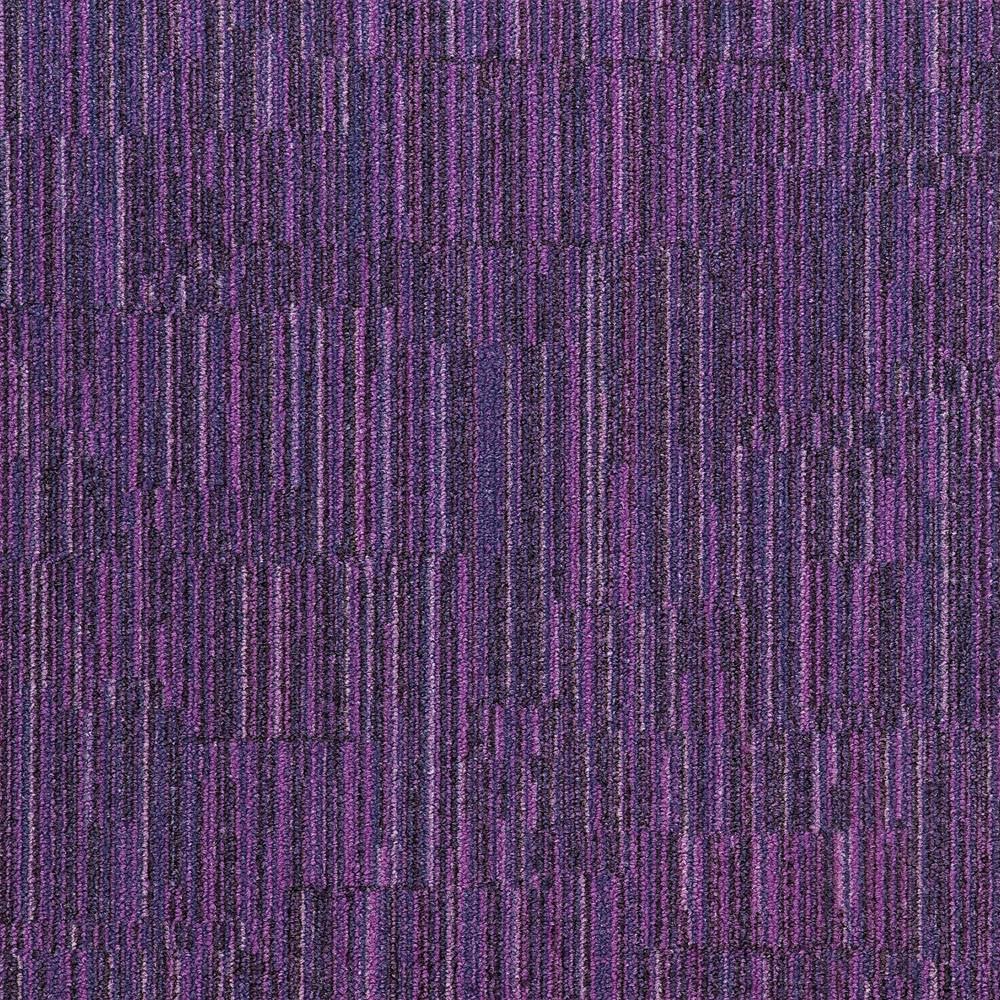 Milliken Laylines Brights Violet LLN66