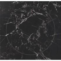 Forbo Allura Materials DR7 Black Marble  Circle 63544