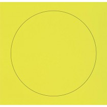 Forbo Allura Materials DR7 Mustard Circle 63584